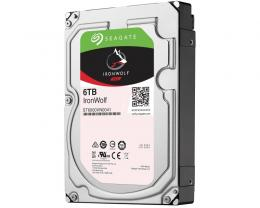 SEAGATE 6TB 3.5 SATA III 128MB ST6000VN0041 IronWolf Guardian