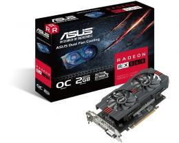 ASUS AMD Radeon RX 560 2GB 128bit RX560-O2G