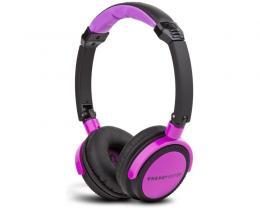 ENERGY SISTEM Energy DJ 400 Black Violet slušalice