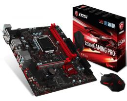 MSI B250M GAMING PRO + Interceptor DS B1 Gaming miš