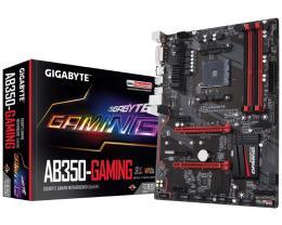 GIGABYTE GA-AB350-Gaming rev.1.0