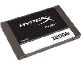 KINGSTON 120GB 2.5 SATA III SHFS37A/120G HyperX FURY