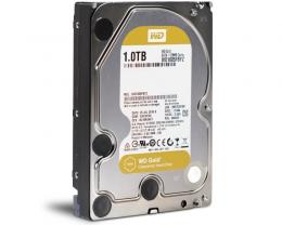 WD 1TB 3.5 SATA III 128MB 7.200 WD1005FBYZ Gold