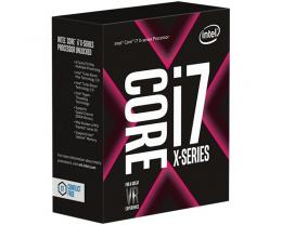INTEL Core i7-7740X 4-Core 4.3GHz (4.5GHz) Box