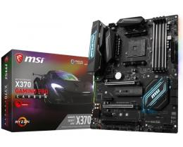 MSI X370 GAMING PRO CARBON + RGB LED Strip - 400mm