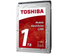 TOSHIBA 1TB 2.5 SATA II 64MB 5.400rpm HDWJ110EZSTA L200 series