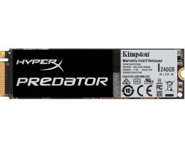 KINGSTON 240GB M.2 PCIe SHPM2280P2/240G SSD HyperX Predator