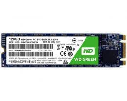 WD 120GB M.2 SATA III WDS120G1G0B Green
