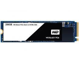 WD 256GB M.2 PCIe Gen 3 WDS256G1X0C Black