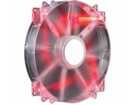 COOLER MASTER MegaFlow 200 Red LED 200mm ventilator (R4-LUS-07AR-GP)
