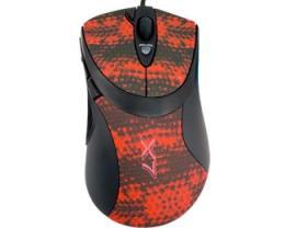 A4 TECH F7 X7 V-Track Laser Gaming USB crno-crveni miš