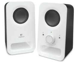 LOGITECH Z150 2.0 Multimedia beli zvučnici