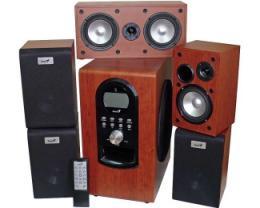 GENIUS SW-HF5.1 6000 5.1 zvučnici