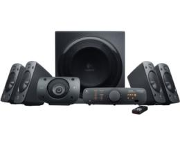 Logitech Z906, Speaker System 5.1 Home Theater, THX Digital
