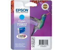 EPSON T0802 cyan kertridž