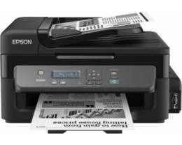 EPSON WorkForce M200 ITS/ciss mrežni multifunkcijski PROMO inkjet crno-beli uređaj
