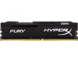 KINGSTON DIMM DDR4 16GB 2400MHz HX424C15FB/16 HyperX Fury Black