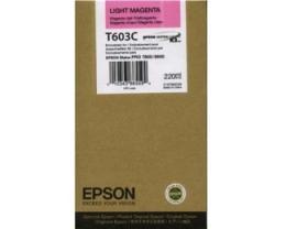EPSON T603C light magenta kertridž