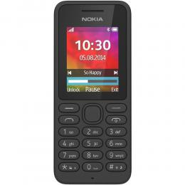 Nokia 130 DS Black Dual Sim