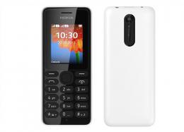 Nokia 108 DS White Dual Sim