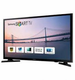 Samsung 40J5202 FHD, PQI 200, DVB-T2/C, Smart, WiFi, 2 HDMI, 1 USB, Headphone, 20W RMS