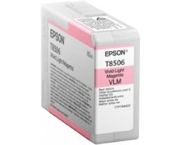 EPSON T8506 UltraChrome HD vivid light magenta 80ml kertridž