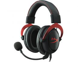 KINGSTON HyperX Cloud II Gaming slušalice sa mikrofonom KHX-HSCP-RD