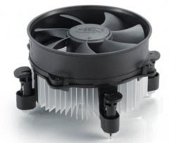 DeepCool ALTA9 Intel Socket CPU kuler 65W 92mm.Fan 2200rpm 40CFM 25dBa LGA1156/LGA775/i7/