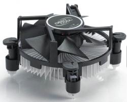 DeepCool CK-11509 Intel CPU kuler 65W 92mm.Fan 2200rpm 38CFM 26dBa LGA1150/LGA1155/LGA1156/LGA775