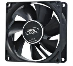 DeepCool XFAN80 80x80x25mm ventilator hydro bearing 1800rpm 21CFM 20dBa