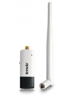 Tenda W311U+ ** 150N Wireless High Gain USB Adapter detachable antenna 1x3.5dBi(891)