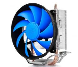 DeepCool GAMMAXX200T UNI kuler95W 120mm.Fan 900~1600rpm 54CFM 18~26dBa LGA 1156/775/K8/FM/AM 2xpipes