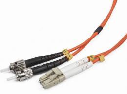 CFO-LCST-OM2-10M Gembird  Duplex multimode fibre opticki kabl (50/125 OM2) 10m