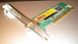 ReinkJet PCI kartica bez antene 54Mbps B/G Ralink