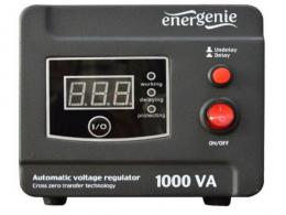 EG-AVR-D1000-01 Gembird Automatic voltage regulator and stabilizer Digital Series, 1000VA
