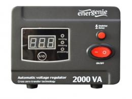 EG-AVR-D2000-01 Gembird Automatic voltage regulator and stabilizer Digital Series, 2000VA