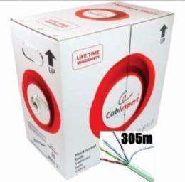 UPC-5004E-SOL Gembird, UTP cat.5E Indoor solid CCA kotur 305m