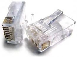 PLUG3UP6/5 Gembird modular 6u RJ45 LAN konektor