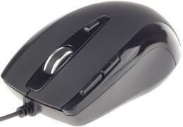 MUS-GU-01 Gembird G-laser mis USB 400-2400Dpi black