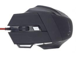 MUSG-02 Gembird Gaming mis opticki illuminated 1200-3600Dpi black