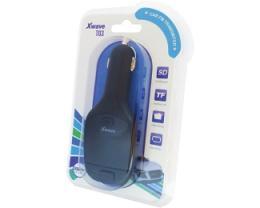 XWAVE FM Transmitter T03 crni SD/USB + daljinski