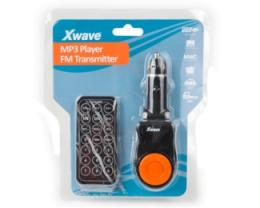 XWAVE FM Transmitter BT63 narandžasti SD/USB + daljinski