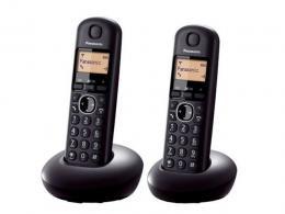 PANASONIC telefon KX-TGB212FXB DUO