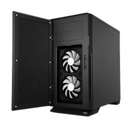MS BLACK WIDOW silent fans PRO gaming kućište uz zvučnu izolaciju