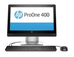 HP AIO 400 G2 NonTouch G4400T 4G500, T4R53EA