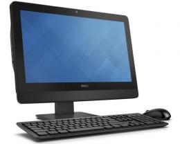 DELL OptiPlex 3030 AIO Core i3-4160 2-Core 3.6GHz 4GB 500GB Windows 8.1 Pro 64bit + tastatura + miš 3yr NBD