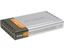 D-LINK DES-1008F 8port switch