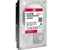 WD 6TB 3.5 SATA III 128MB 7.200rpm WD6002FFWX Red Pro