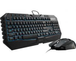 COOLER MASTER CM Storm Octane Gaming tastatura + CM Storm USB miš (SGB-3020-KKMF1-US)