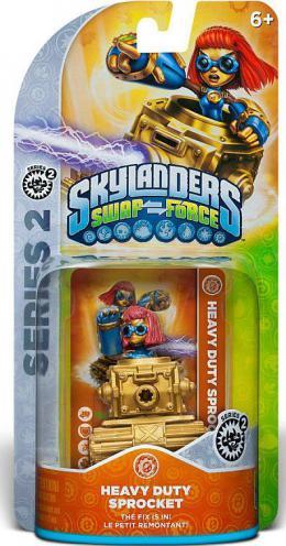 Skylanders SWAP Force Sprocket